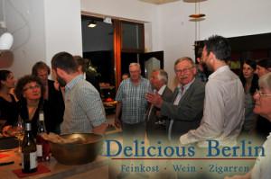 Delicious Berlin Ladeneröffnung