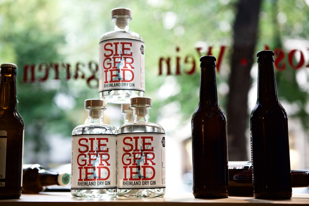Siegfried Gin in Berlin