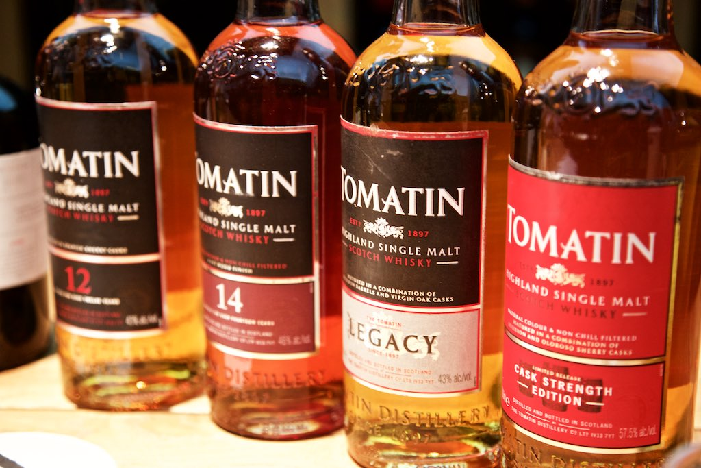 Tomatin Whisky: Vom 12 Years Old bis zur Cask Strength Edition
