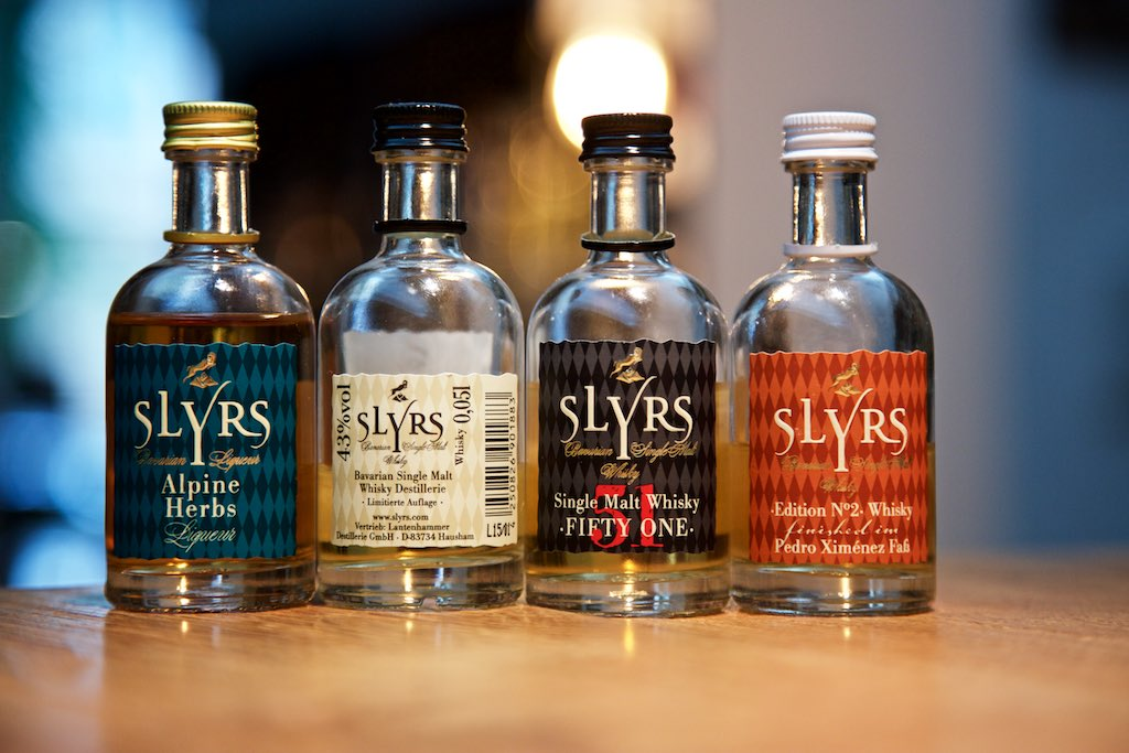 Slyrs Whisky in Berlin