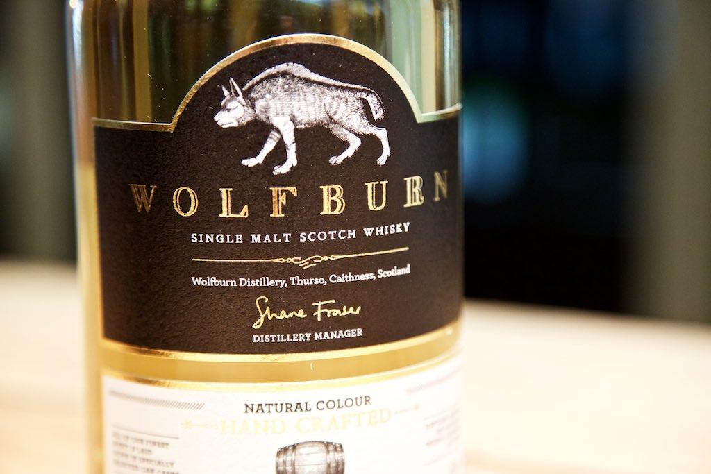 Wolfburn Whisky aus Thurso in Schottland