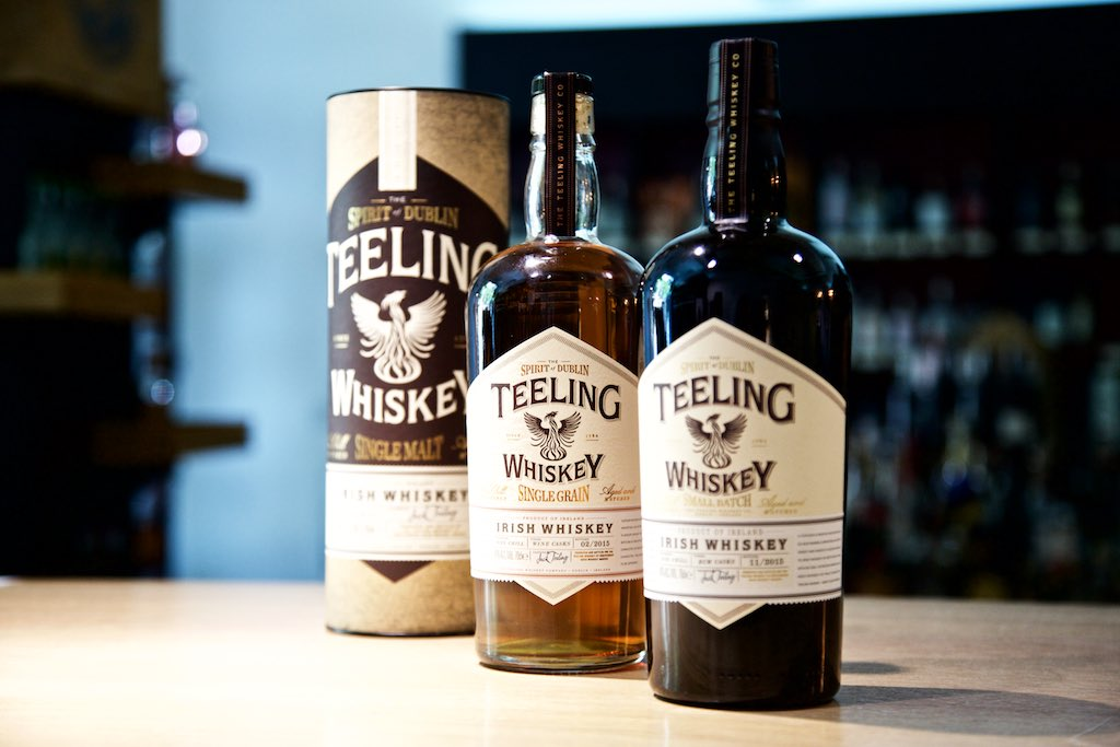 Teeling Whiskey in Berlin