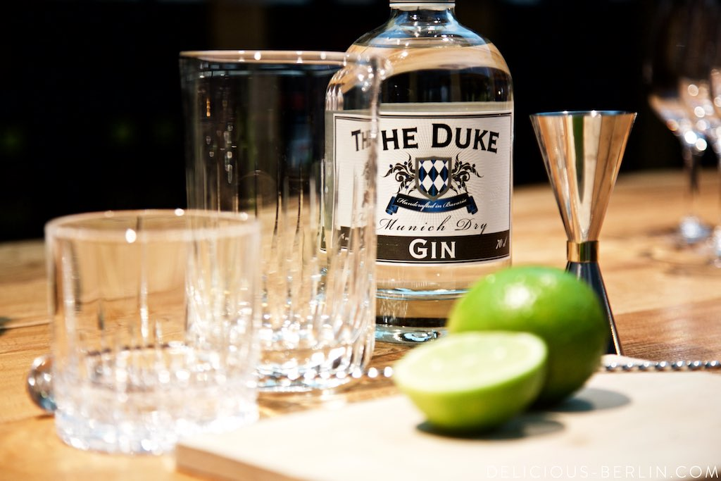 The Duke Gimlet