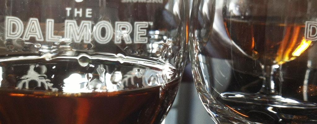 Dalmore Whisky Verkostung