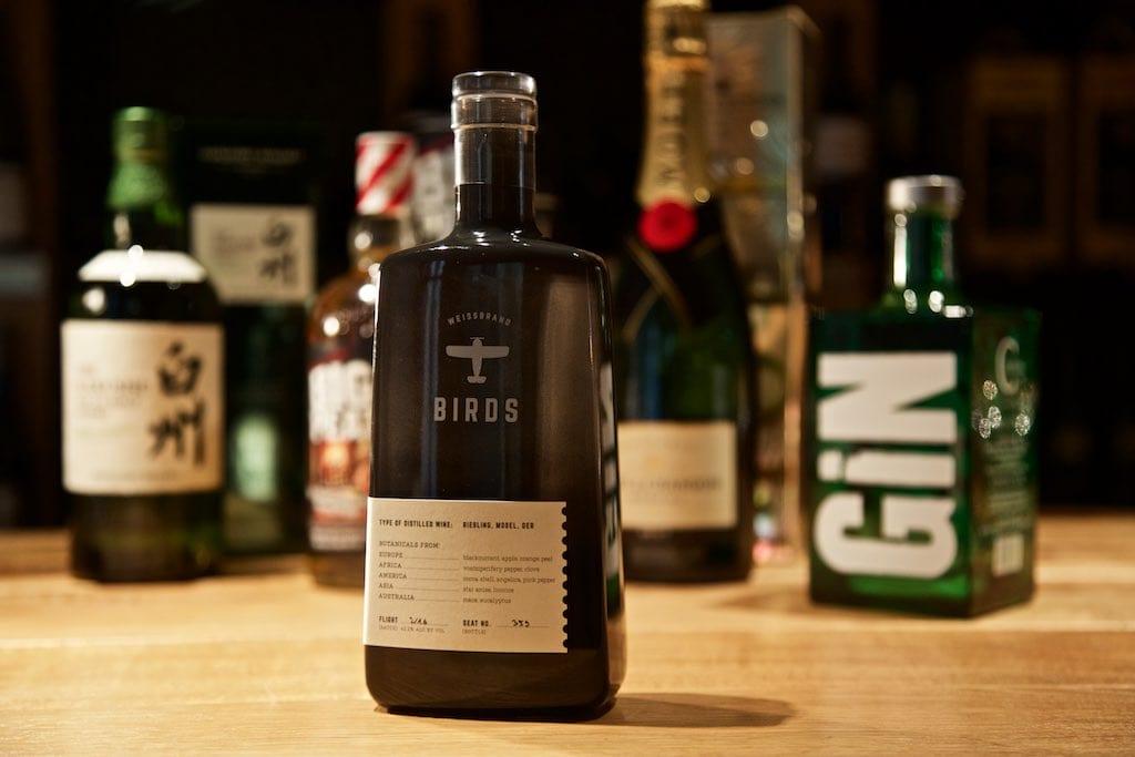 Geschenke in Berlin kaufen - Spirituosen, Zigarren und Wein