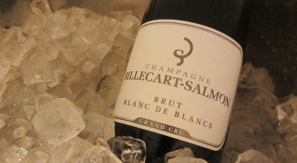Billecart-Salmon Brut Blanc de Blancs Champagner