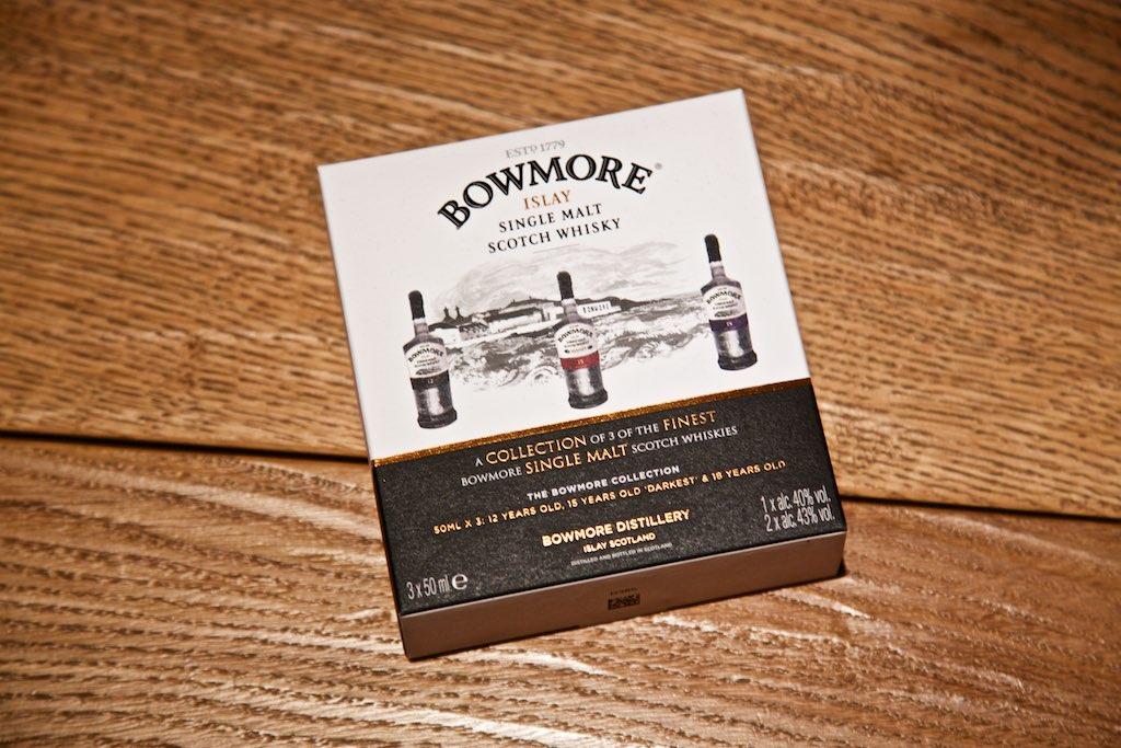 Bowmore Whisky Geschenkset