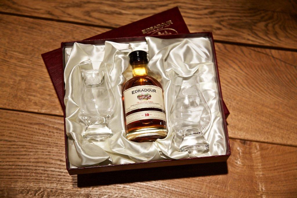 Edradour Whisky Set