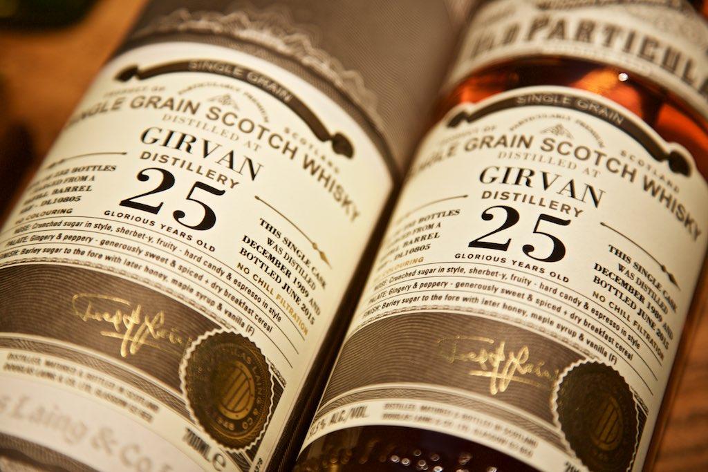 25 Jahre alter Whisky als edles Spirituosen Geschenk
