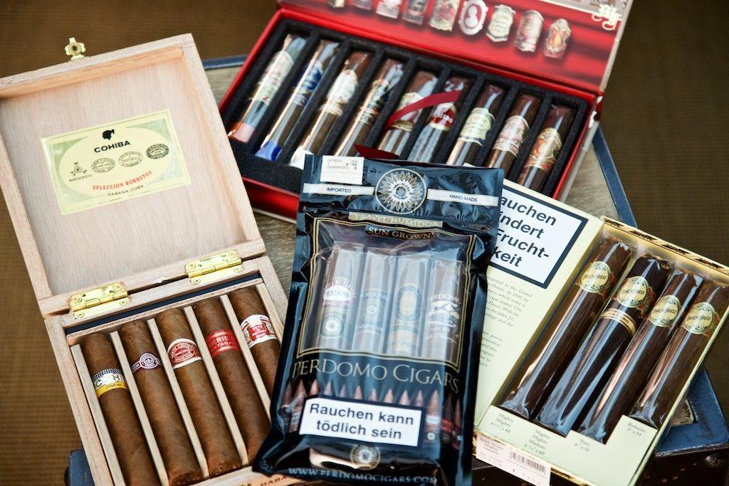 Zigarren Geschenke in Berlin