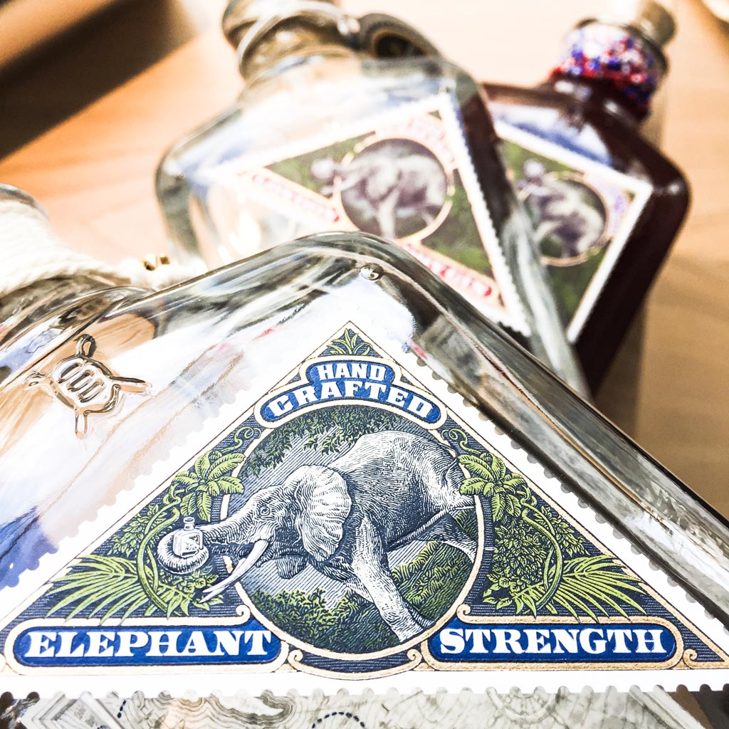 Elephant Strength Gin in Berlin