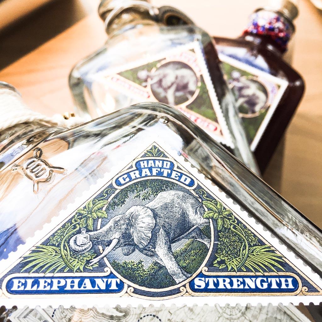 Elephant Strength Gin in Berlin