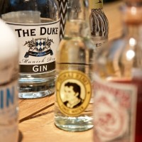 Gin und Tonic - The Duke GIn und Thomas Henry Tonic Water