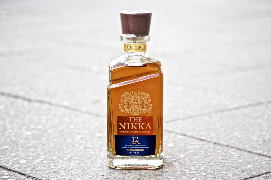 Nikka 12 Years Old Whisky