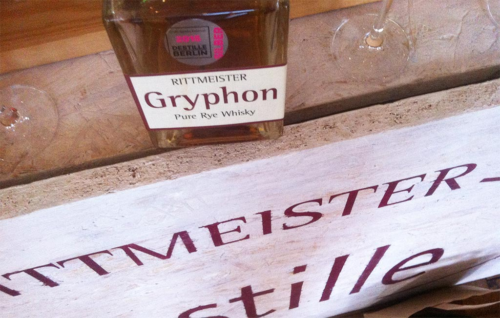 Rittmeister Gryphon Whisky