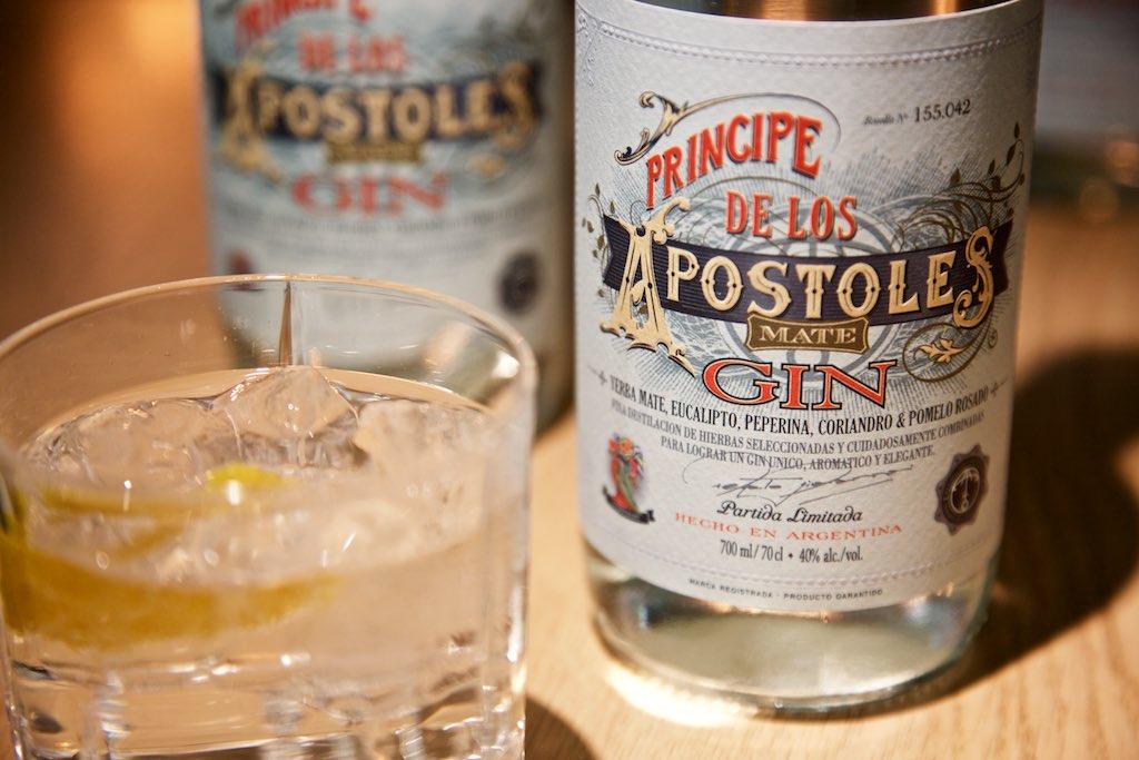 Principe de los Apostoles Gin