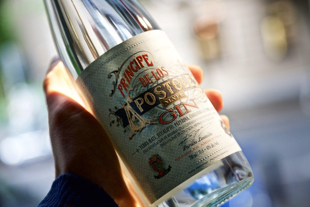 Principe de los Apostoles Gin aus Argentinien