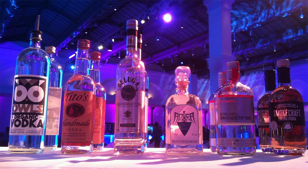 Wodka Tasting in Berlin