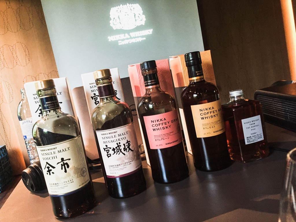 Whisky aus Japan