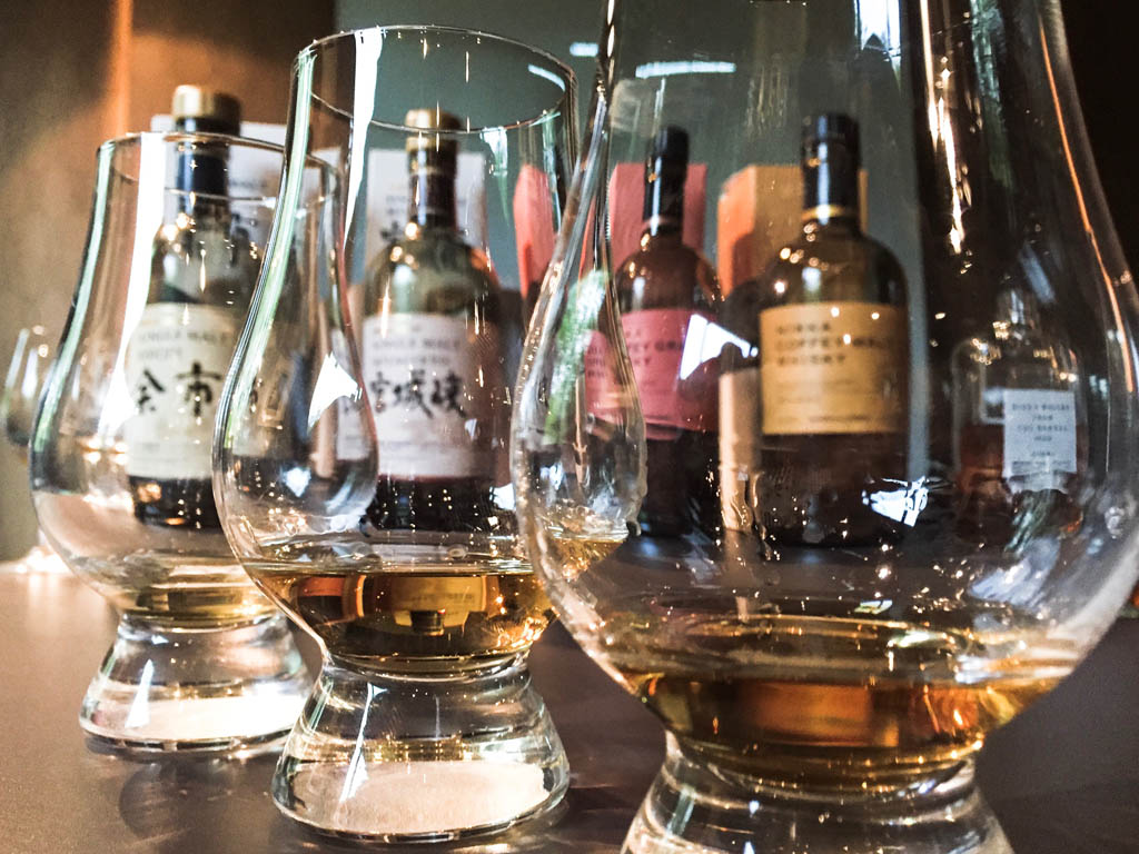 Nikka Whisky Tasting in Berlin