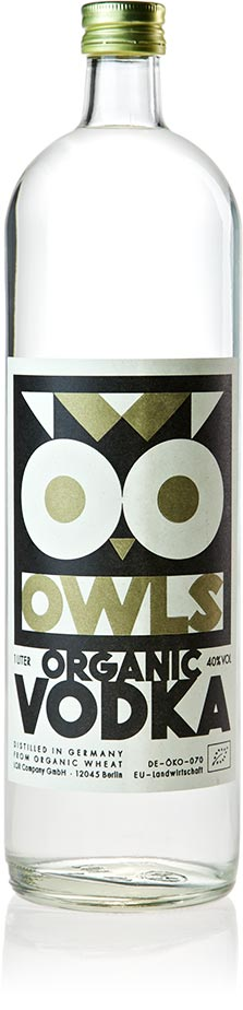 Owls Vodka