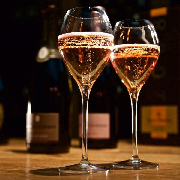 Champagner Tasting Gutschein