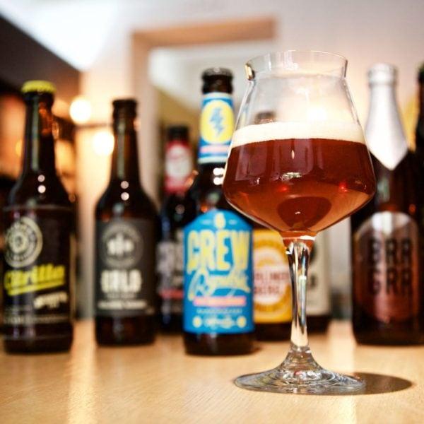 Craft Beer Tasting Gutschein