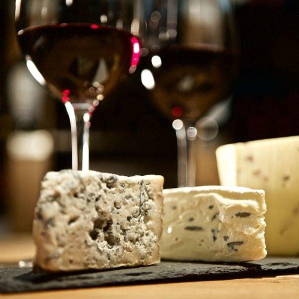 Wein + Käse Tasting Gutschein
