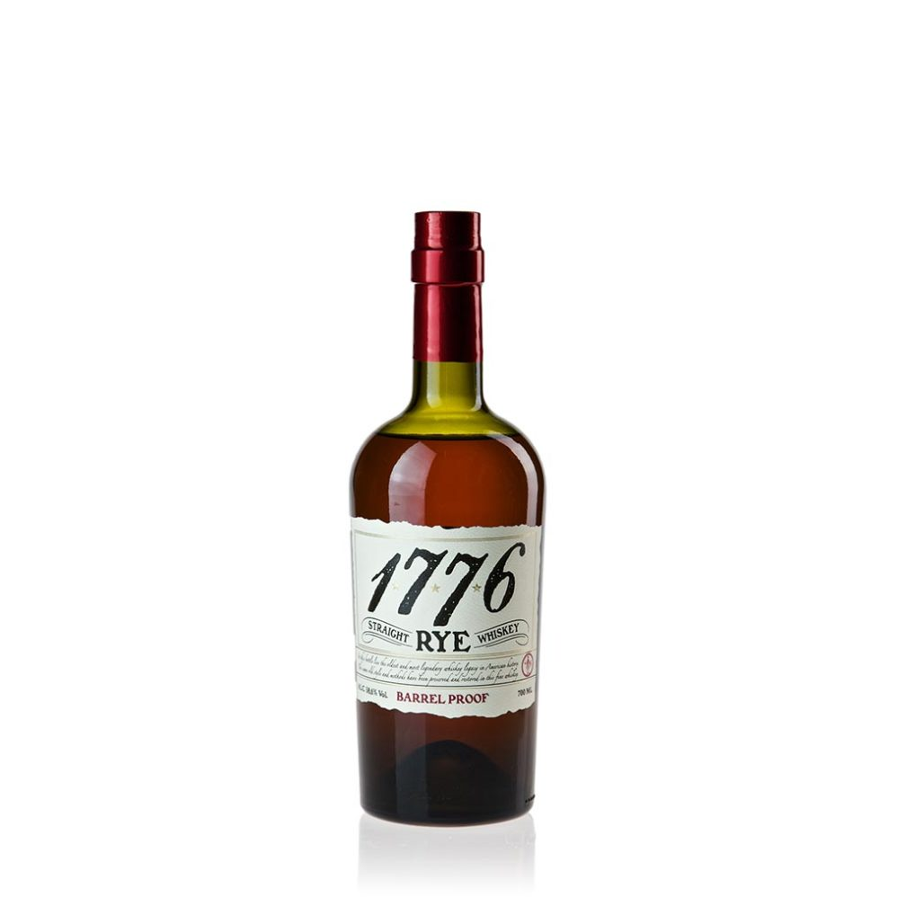 1776 Straight Rye Barrel Proof