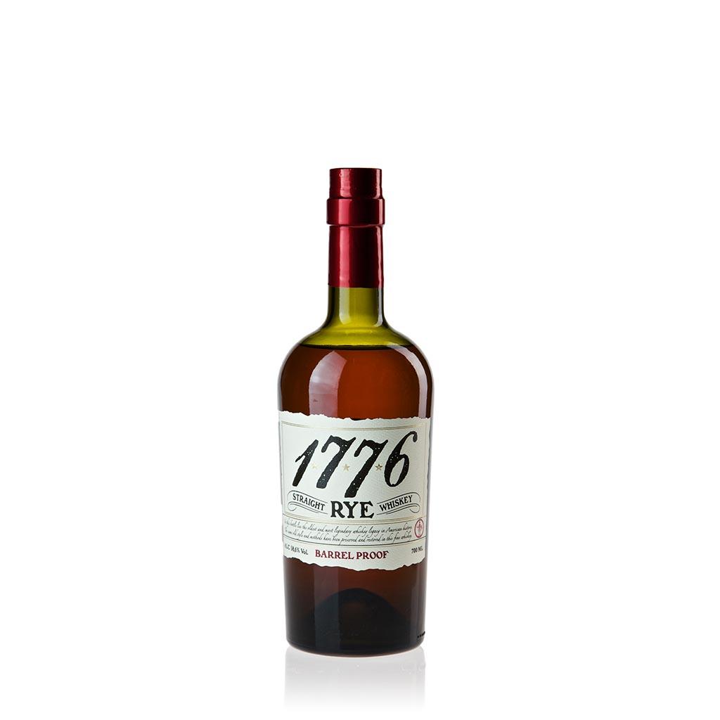 1776 Straight Rye Barrel Proof 1
