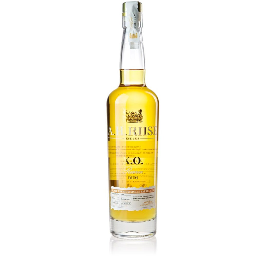 A. H. Riise XO Reserve Rum
