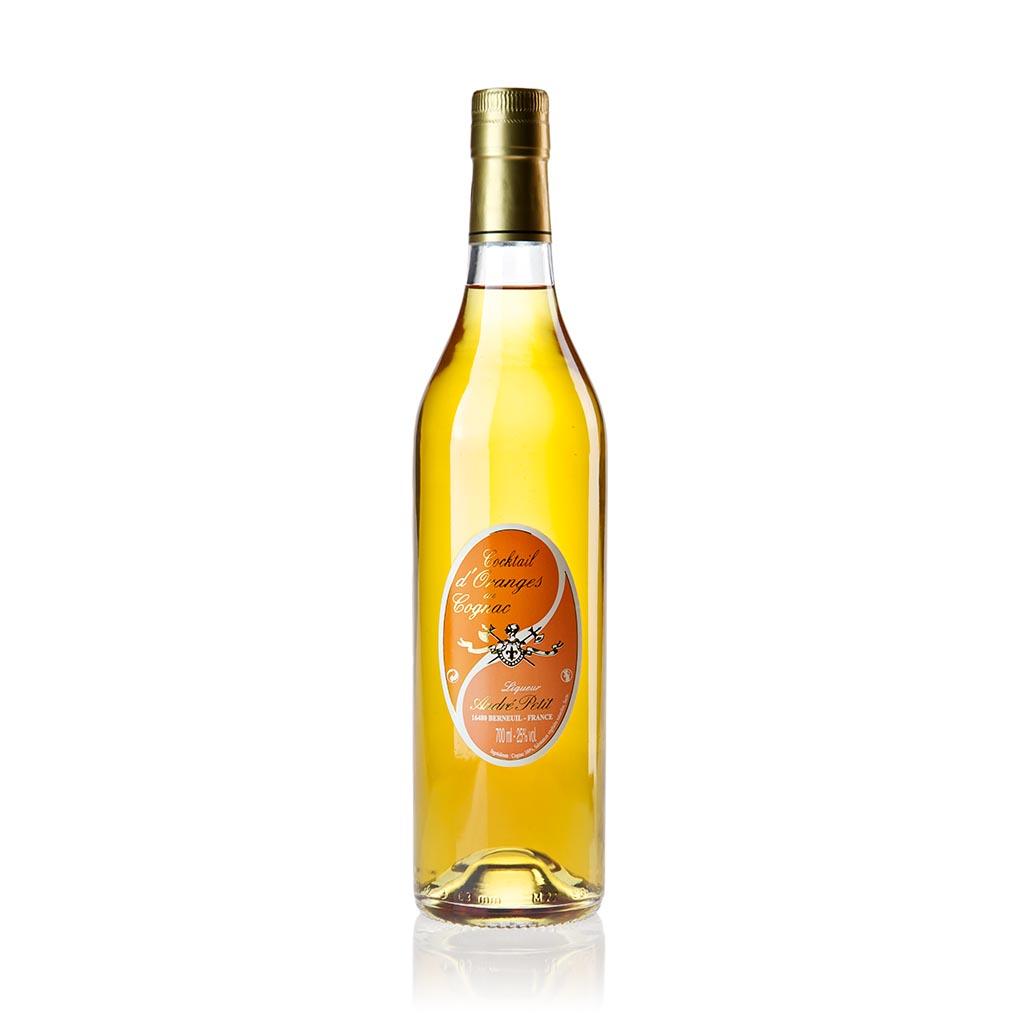 André Petit Cognac Cocktail Orange 1