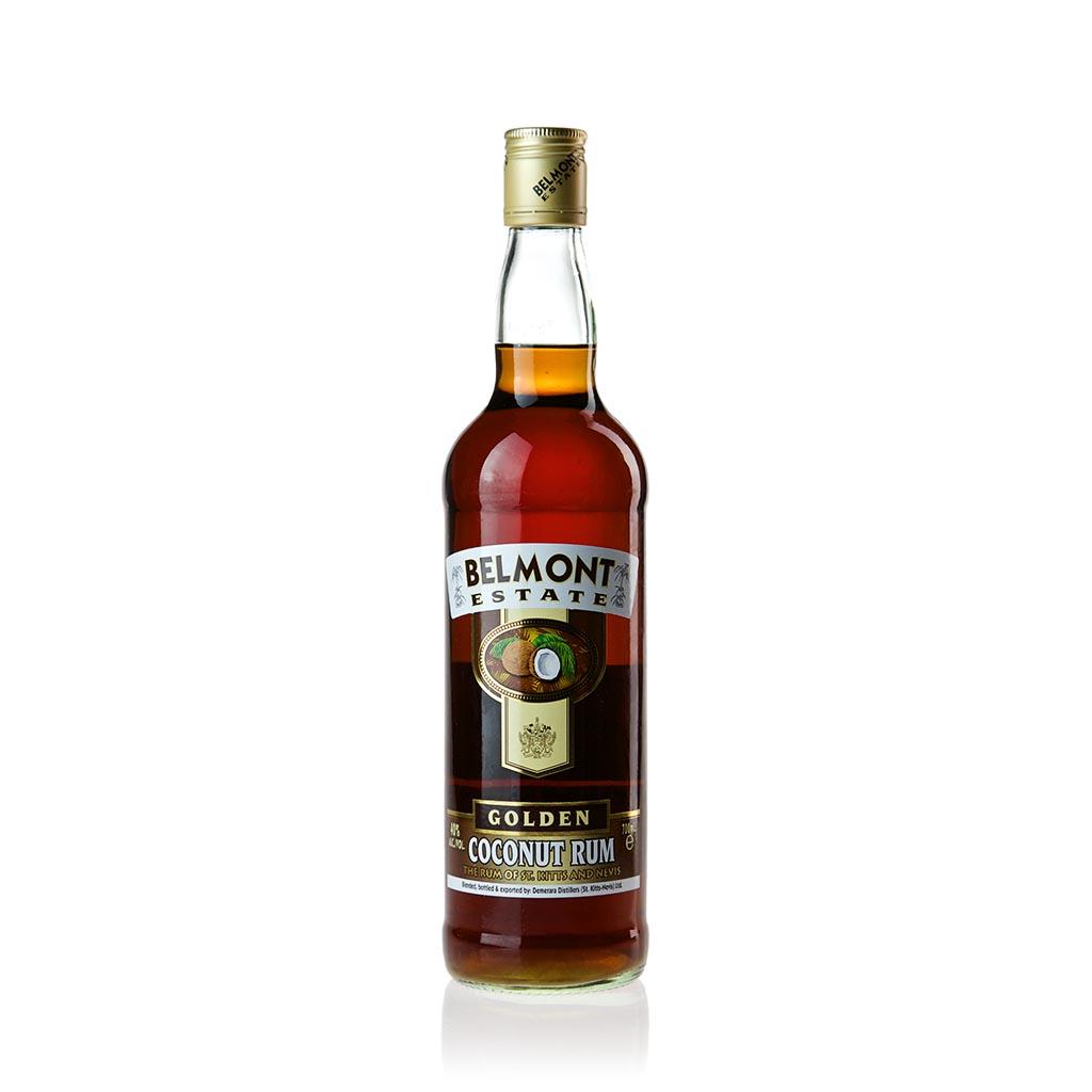 Belmont Coconut Rum