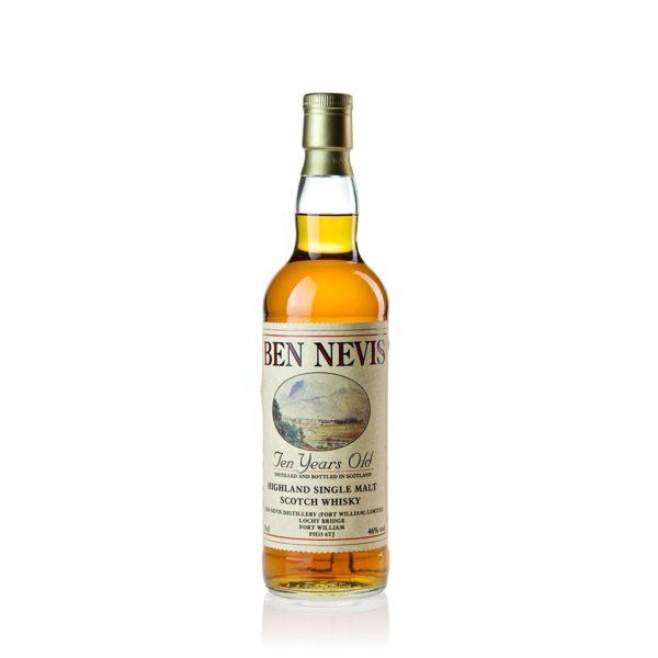 Ben Nevis 10 Jahre