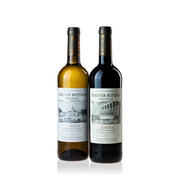 Bordeaux Wein Geschenk