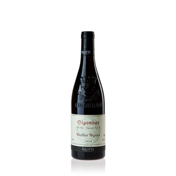Brotte Gigondas Vielles Vignes 2014