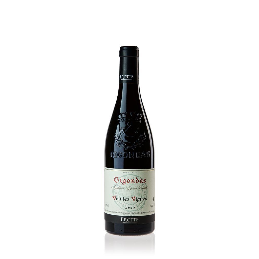 Brotte Gigondas Vielles Vignes 2014 1