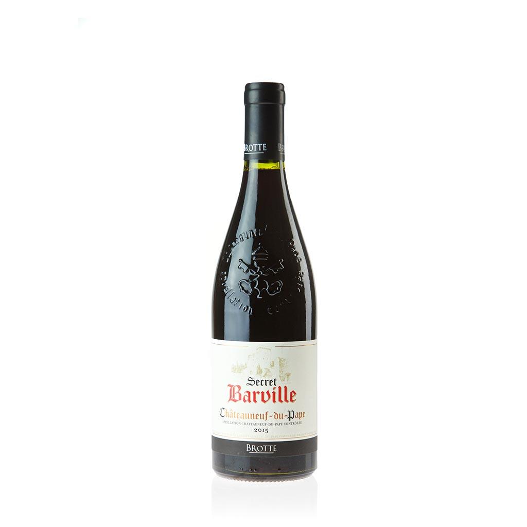 Brotte Châteauneuf-du-Pape Barville Secret 2015