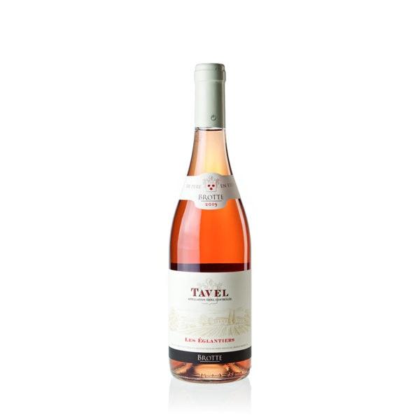 Brotte Tavel Les Eglantiers Rosé 2019