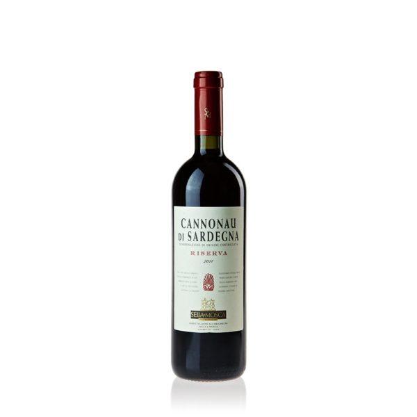 Sella & Mosca Cannonau di Sardegna Riserva DOC 2011