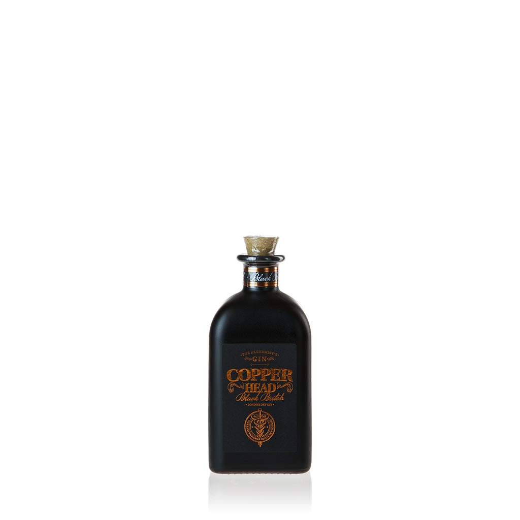 Copperhead Black Limited Gin