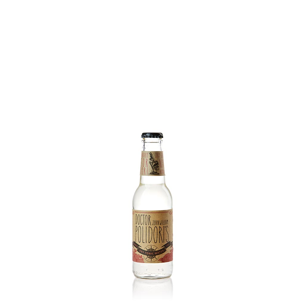 Doctor Polidoris Dry Tonic Water 1