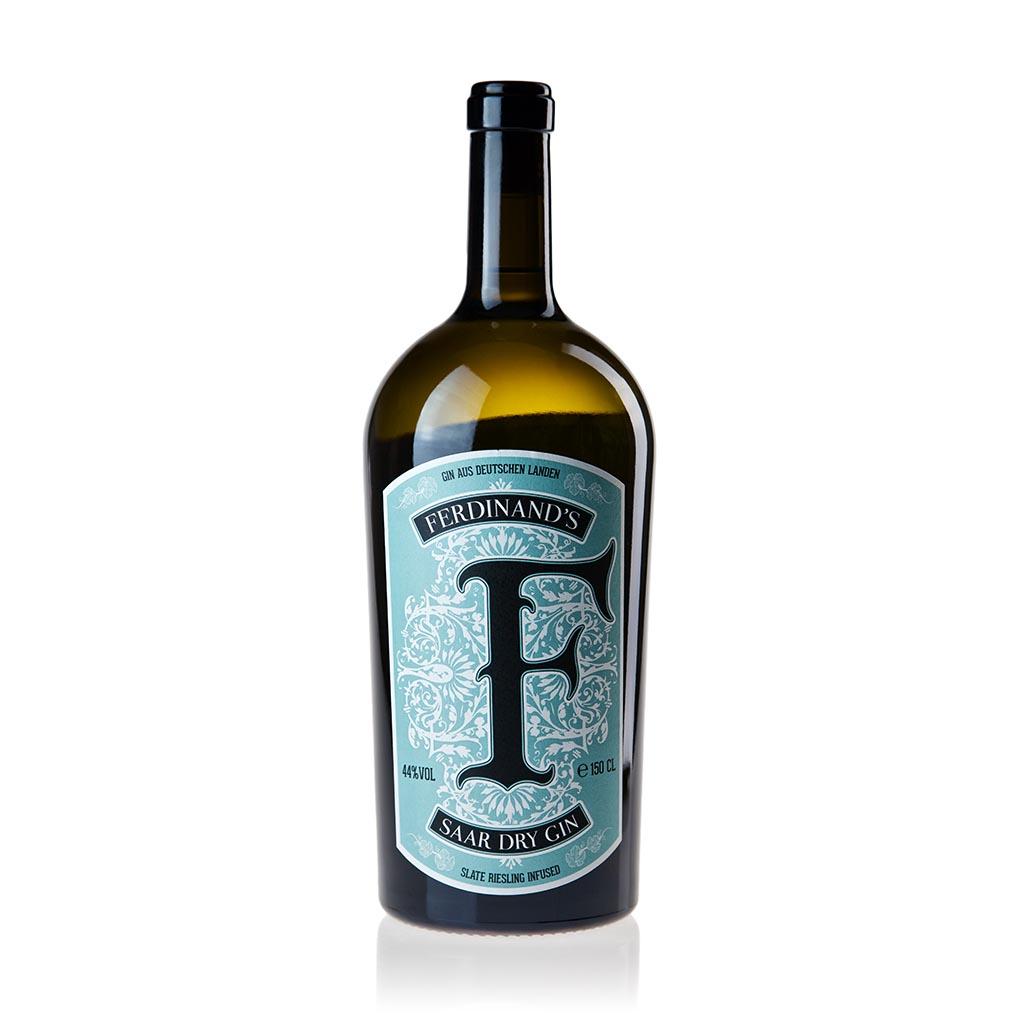 Ferdinands Gin Magnumflasche 1