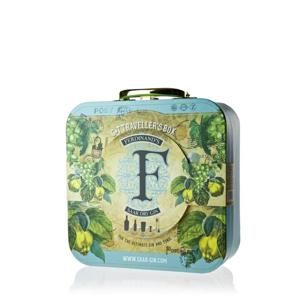 Ferdinands Gin Travellers Box