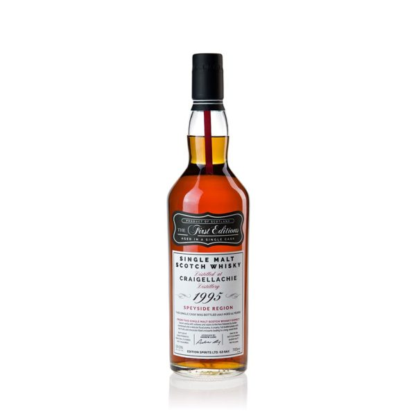 First Edition Craigellachie 1995
