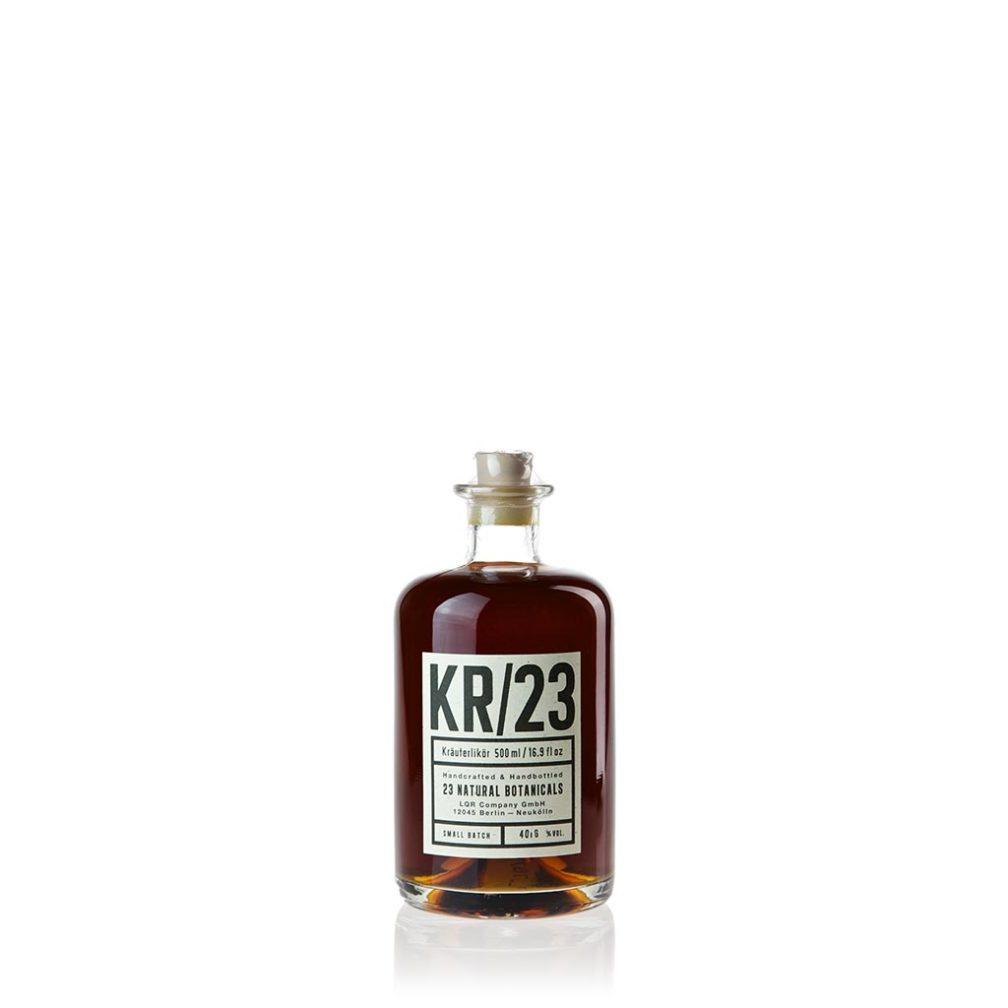 KR / 23 Kräuterlikör