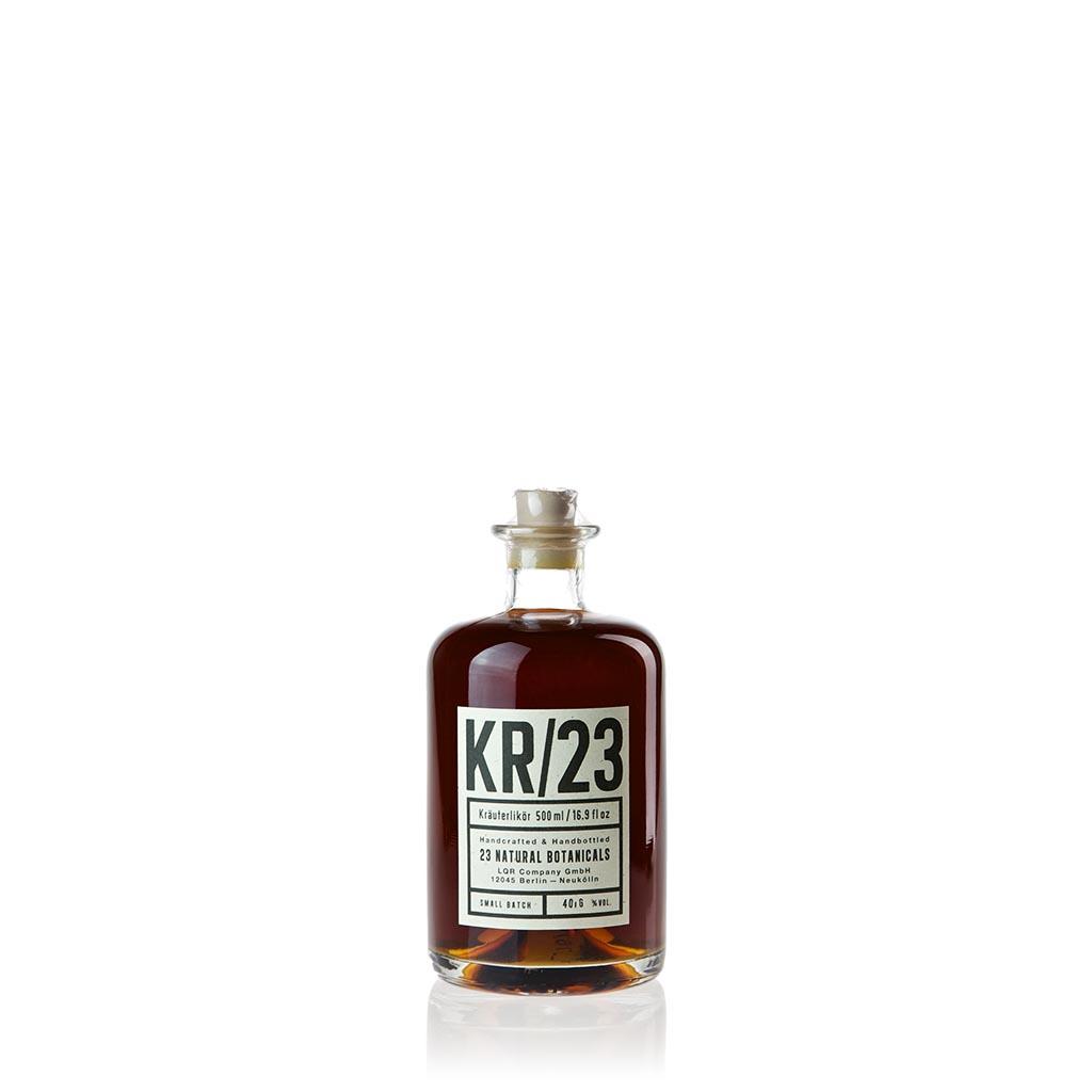KR / 23 Kräuterlikör 1
