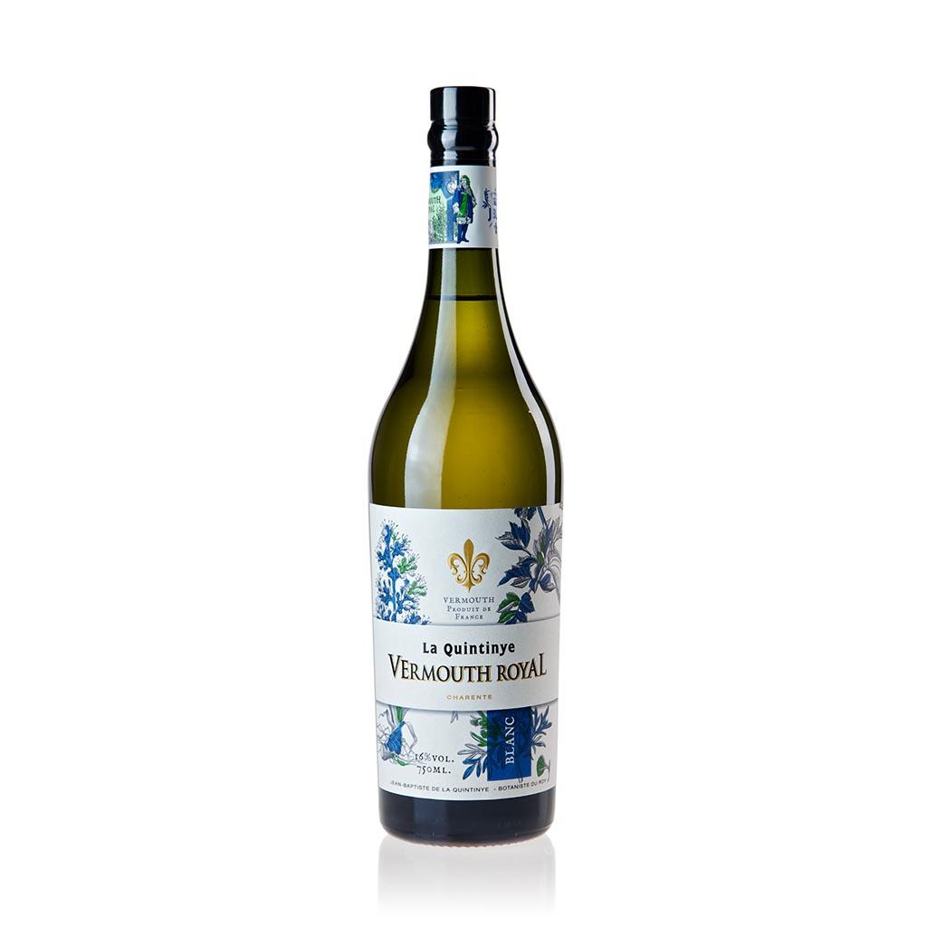 La Quintinye Vermouth Royal Blanc 1
