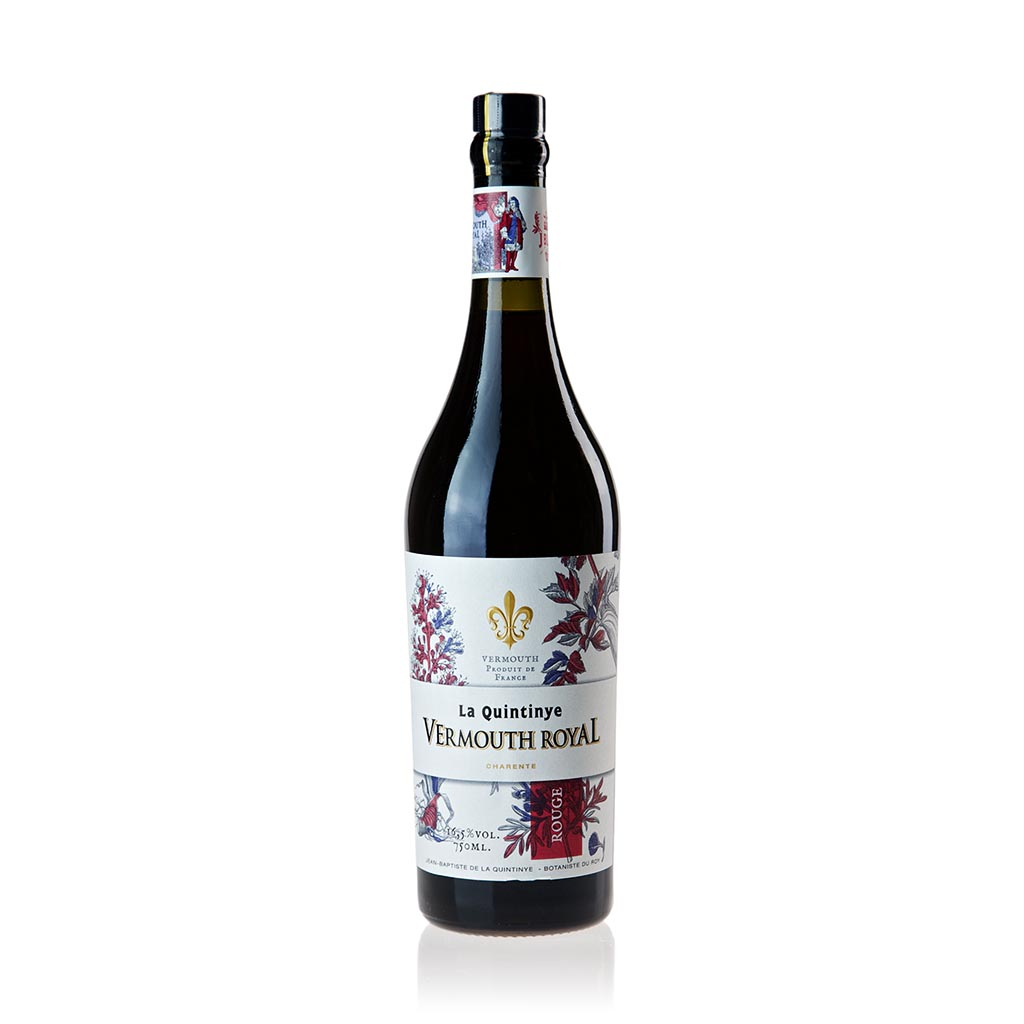 La Quintinye Vermouth Royal Rouge 1