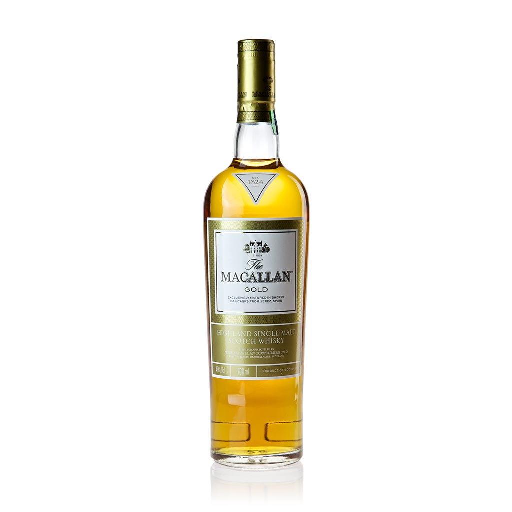 the macallan gold in berlin kaufen delicious berlin. Black Bedroom Furniture Sets. Home Design Ideas